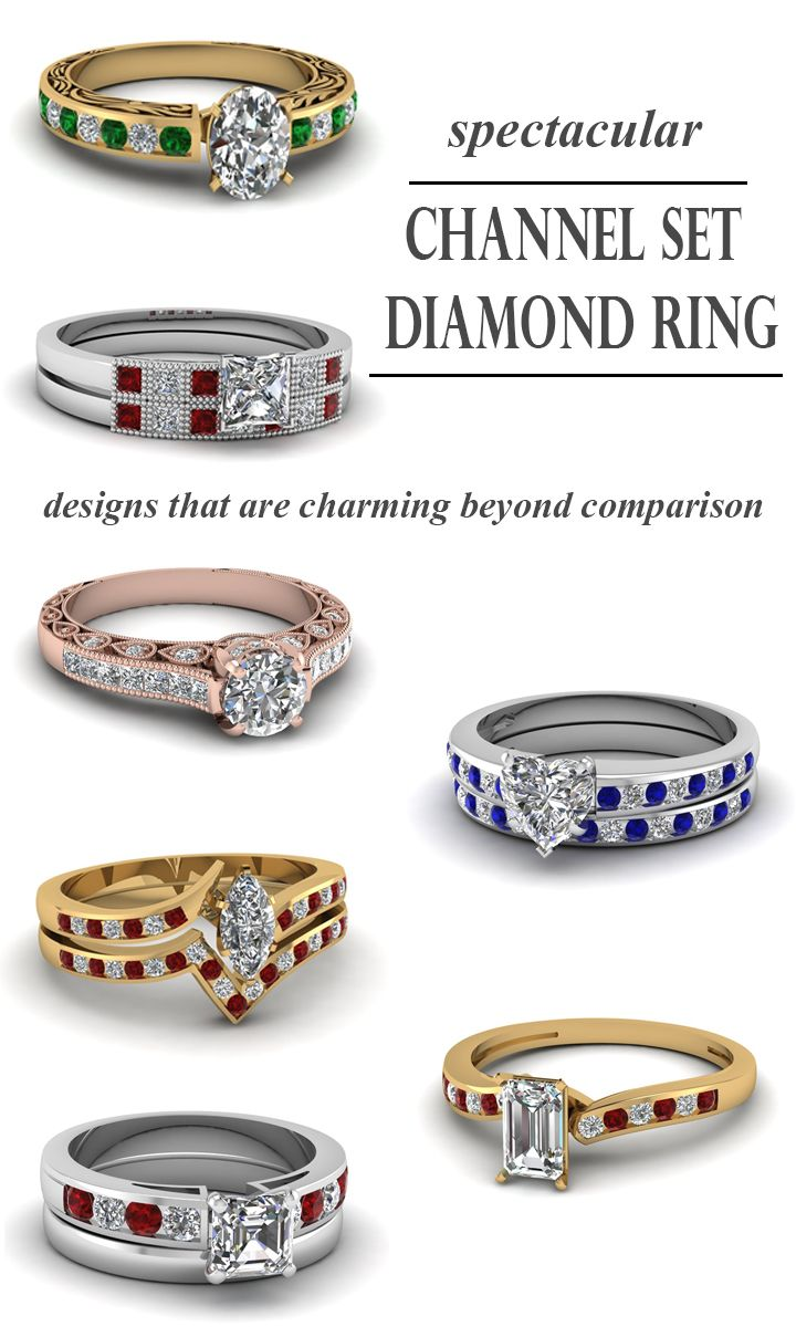 Find More Than 200 Preset Designs Of Channel Set Ringsill Dint Find Your  Desired