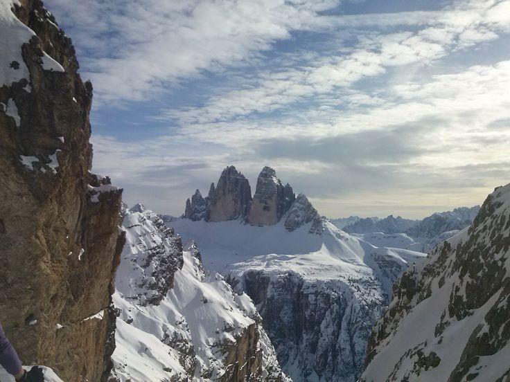 Tre Cime di Lavaredo (Dolomites - Italy) #auronzomisurina #trecime #dolomites