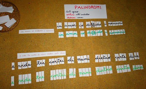 www.lapappadolce.net palindromi-con-il-metodo-montessori