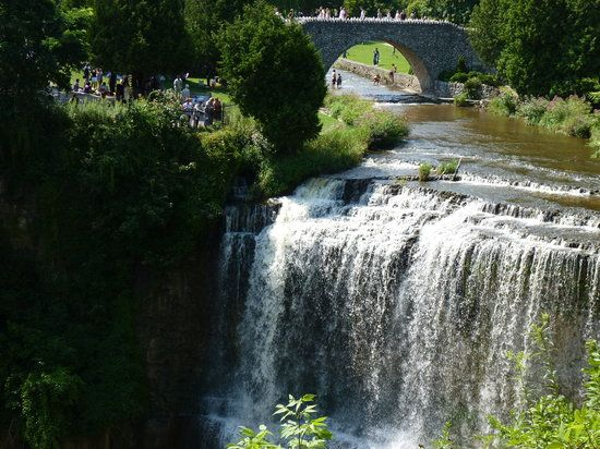 Photo of Spencer Gorge Conservation Area