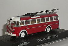 ATLAS 1/72 BUS IKARUS 60T Bus 1952