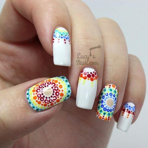 UÑAS DECORADAS selecciona 40 ideas en diseños de uñas. ¡Nosotros nos quedamos con la 9!