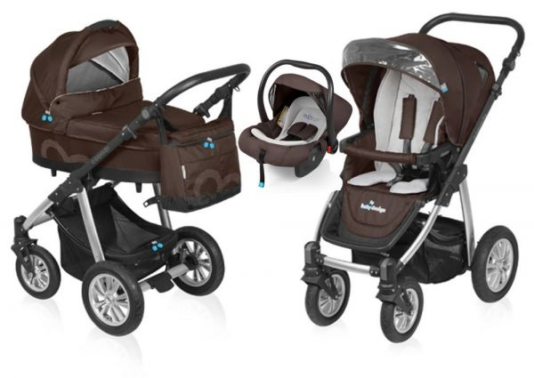 Carucior Multifunctional 3 in 1 Lupo Comfort de la Baby Design