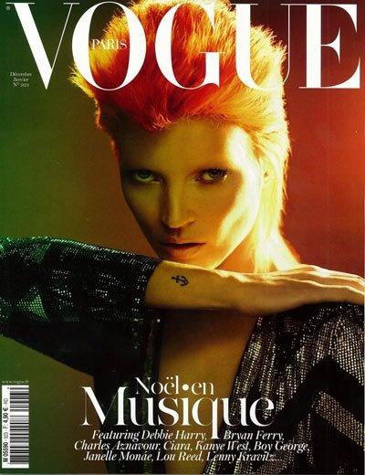 Vogue Paris   Kate Moss