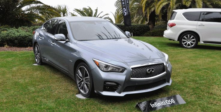 INFINITI Q50 Upping Pressure on BMW With Aggressive New