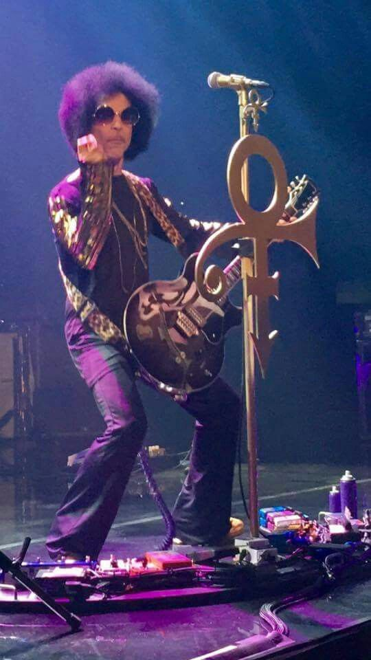 Prince - Hit and Run Tour, Louisville Ky
