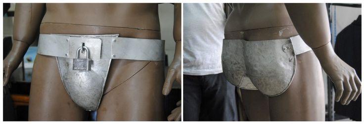 Cinturones de castidad para hombres en Kenia