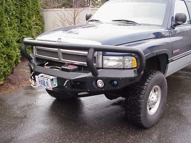 Road Armor 1997 2002 Dodge Ram 1500 2500 3500 Front