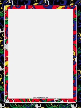 86 best images about paper templates on pinterest for Paper border designs
