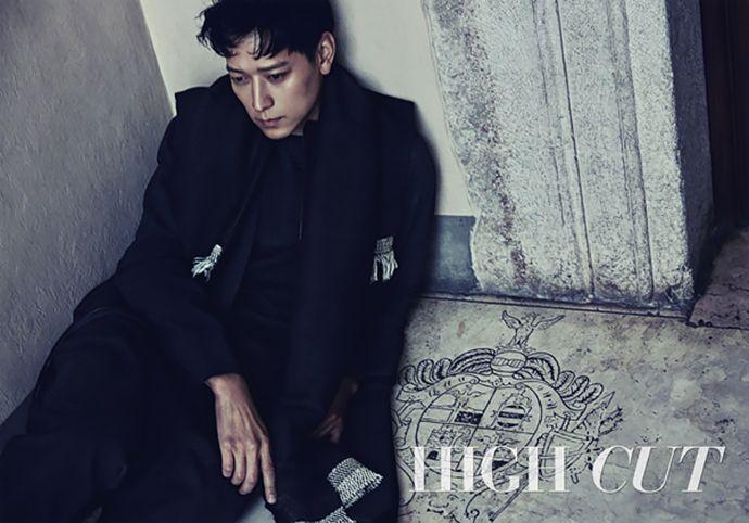 Kang Dong Won Exudes Charisma in Italy for 'High Cut' | Koogle TV