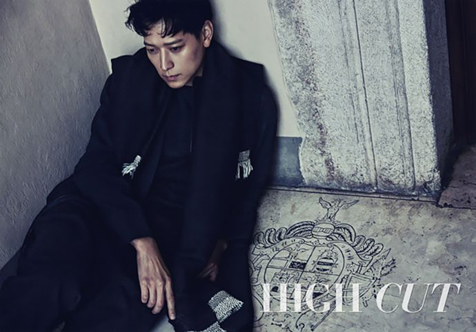 Kang Dong Won Covers High Cut's Vol. 161 + Extra Vol. 160 Spread | Couch Kimchi