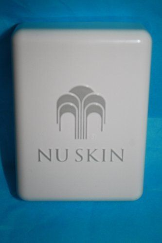Nu Skin Body Bar by nu skin. $8.99. This pH balanced bar does not contain harsh drying additives, coloring, or dyes.. 100% Soap Free.. Also available in a convenient, environmentally-friendly refill pack that includes five Body Bars wrapped in gold paper without the traditional case. Available in a single bar wrapped in gold paper and enclosed in a white case with a gold Nu Skin logo imprinted on the front. Rinses away completely without leaving an unpleasant film or...