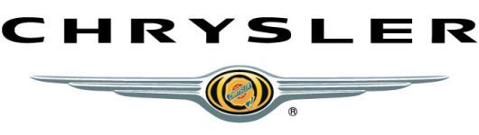 "During the ""rebirth"" of Chrysler in the late 1990s, the Chrysler ""seal"" logo was revived, first as a circle, then installed in wings."