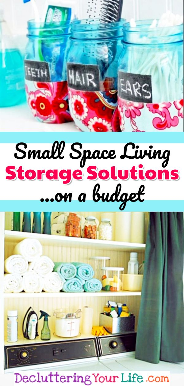Storage Hacks How To Organize A Small House With No Storage Space Storage Hacks Diy Small Closet Organization Cheap Craft Storage Ideas For Small Spaces