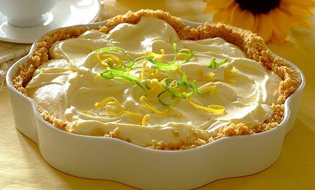A Lemon Tart to brighten your day!