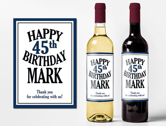 17 Best ideas about Personalized Wine Labels on Pinterest ...