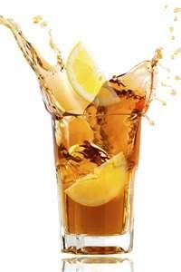 Ginger Mint Iced Tea   Taste Buds - Tea Time   Pinterest