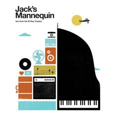 Live recording of final Jack's Mannequin performance