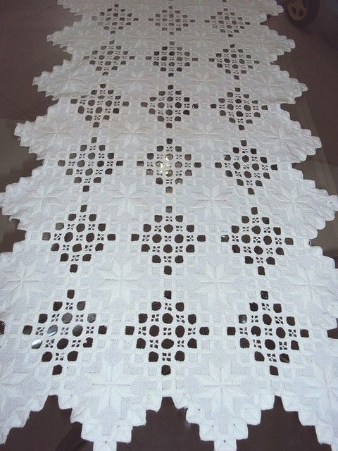 Hardanger Embroidery ~t~
