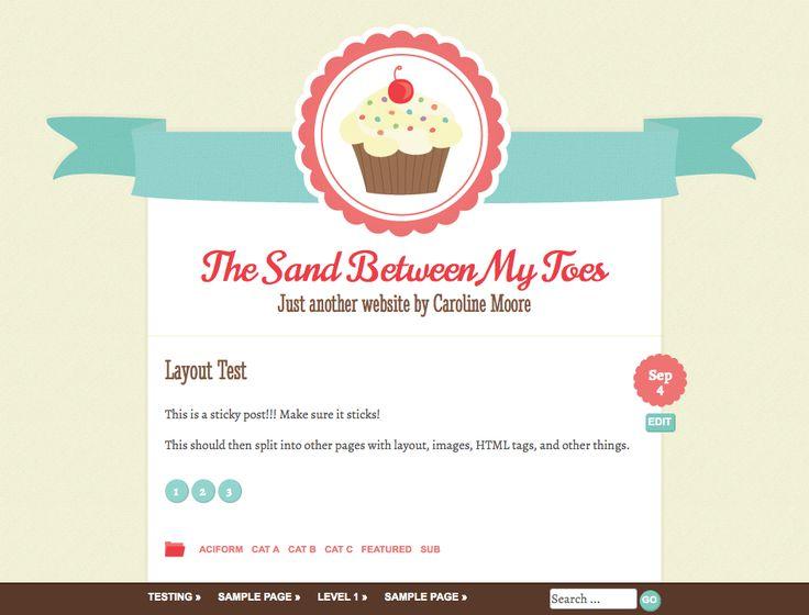 69 mejores imágenes de Free responsive Wordpress themes en Pinterest ...