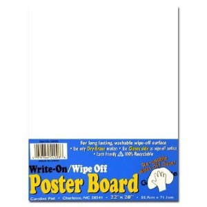 write and wipe boards