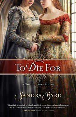 If you love Tudor England, you'll love this book--my review
