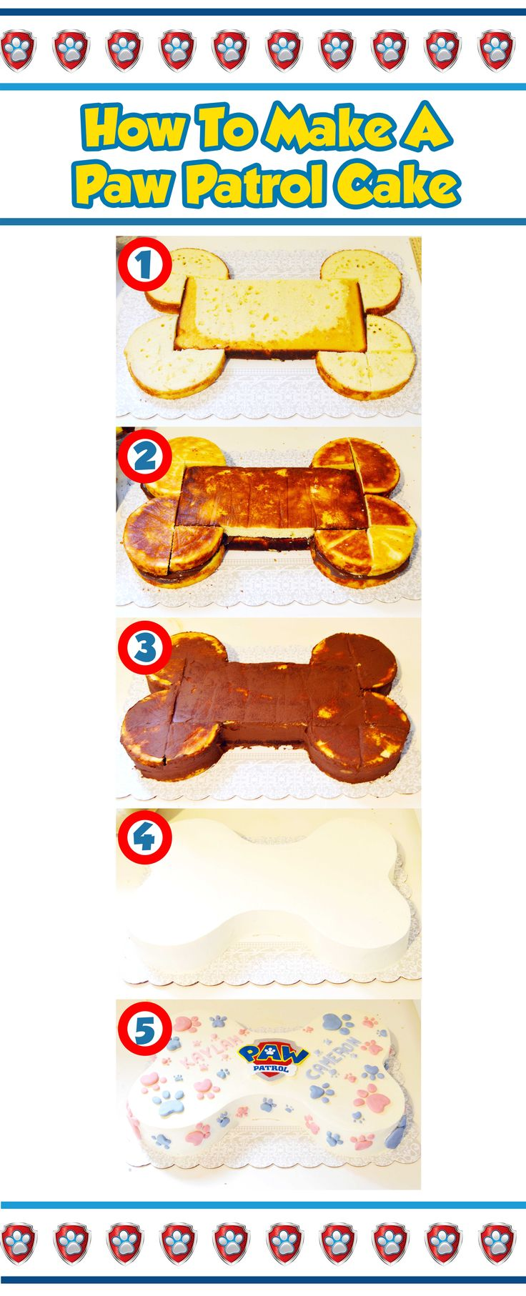 how to make a paw patrol cake                                                                                                                                                                                 More