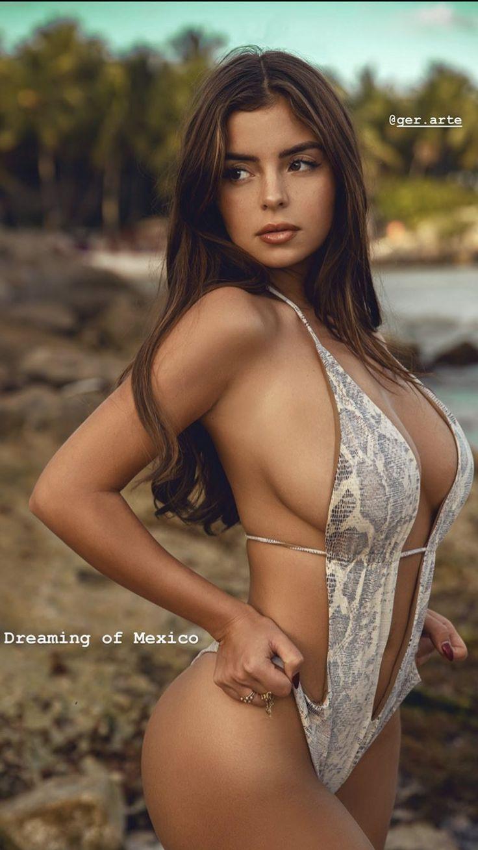 Demi Rose in a Bikini - Photoshoot in Tunisia 05/14/2019