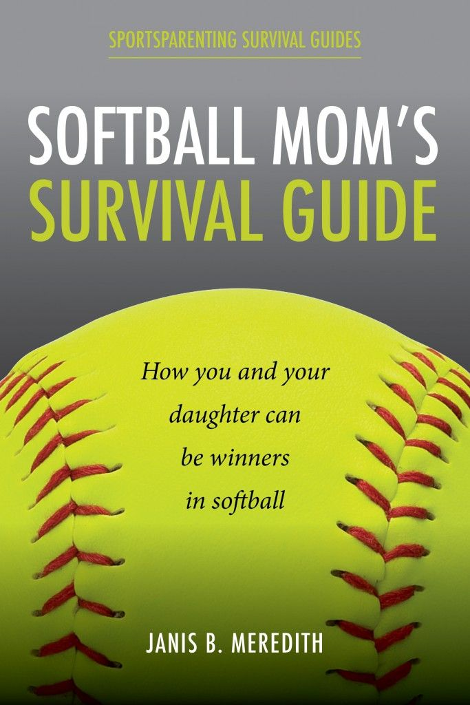 What every softball mom needs!