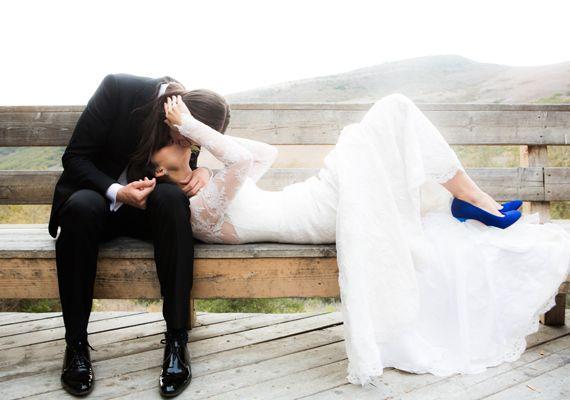 El Capitan wedding | Photo by Lauren Ross | 100 Layer Cake