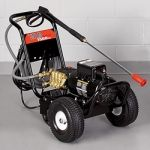 Pressure Washer Electric 1500PSI and other Garden Equipment for hire in melbourne
