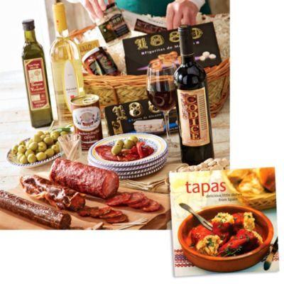 Spanish tapas - easy recipes