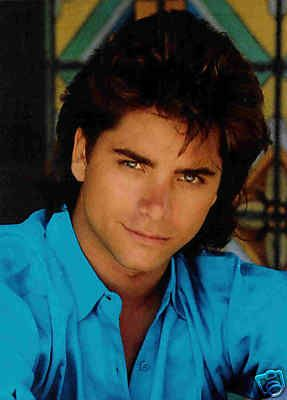 John Stamos.......Ahhhhhhh had the HUGEST crush on him when I was a kid.