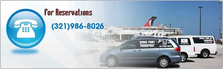 Space Port Transport provides comfortable transportation to/from the Orlando area to the Cocoa Beach and Port Canaveral areas. The shuttle bus service is a vital transport link from airport mco to many other tours like Kennedy Space Center, Historic Cocoa Beach etc.