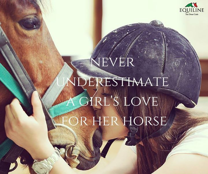 So true I've loved horses ever since I remember and I ask my mom constantly for riding lessons (which I know I'm not going to get)so I can just be around horses