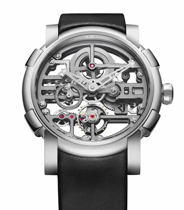 The #skylab, by #RomainJerome.  RJ004-M Calibre 48 Hour Power Reserve Skeletonised Front and Back #Limited to 99 Pieces Worldwide #Swiss Made  $23,455  A very unique watch - why go with the herd, #RomainJerome, for #Individuals.  http://www.vendome.com.au/romainjeromewatches/ assistance@vendome.com.au 0280692316