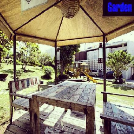 Garden Patio at www.tigadisvilla.com Bali