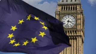 """Image copyright                  PA                                                     Pursuing a """"hard"""" Brexit could alienate core Conservative voters and cost the party the next general election, a group of Tory MPs has warned.  The group – which includes ex-attorney general Dominic Grieve – said """"a moderate core"""" of Tory voter"""