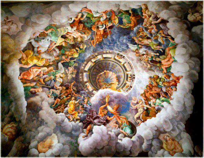 alazzo Te a Mantova, architetto Giulio Romano Gli affreschi con le scene dei Giganti, il Banchetto, Amore e Psiche, gli eleganti esterni e l'impianto architettonico sono davvero un tripudio di emozioni che dona piacere all'anima. Noi, dopo averlo visitato, abbiamo pernottato #QUI  http://www.agriturismo.com/dettaglioAgriturismo.asp?idLingua=1&id=4733 #meraviglia   #Italia   #italy   #architettura   #arte   #interni   #esterni   #cultura   #storia   #pittura   #scene   #agriturismo   #vacanza