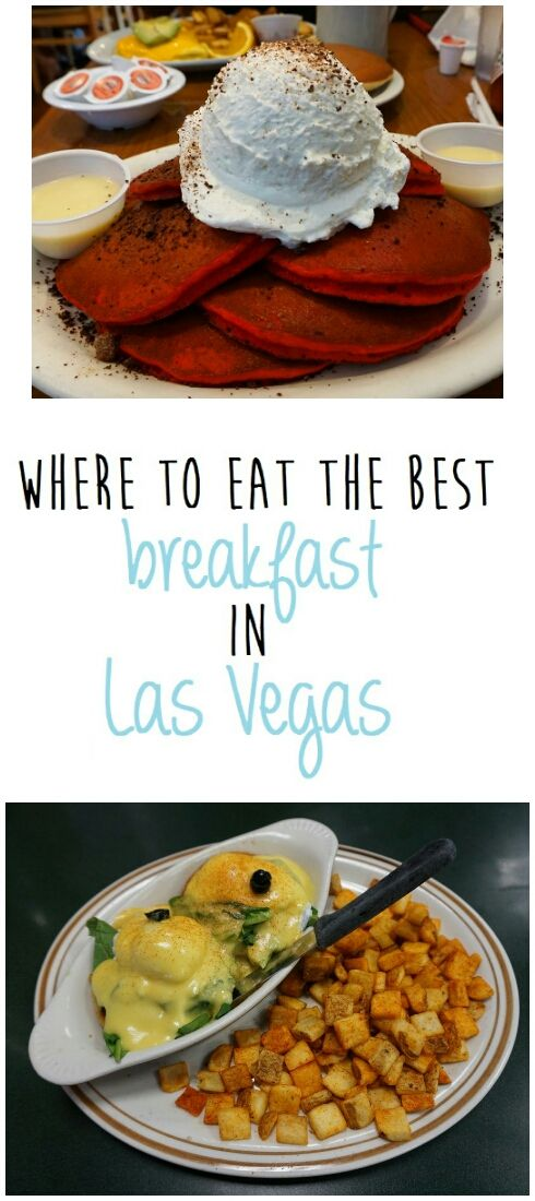 Where to eat the best breakfast in Las Vegas (hint: it's not at the buffets)