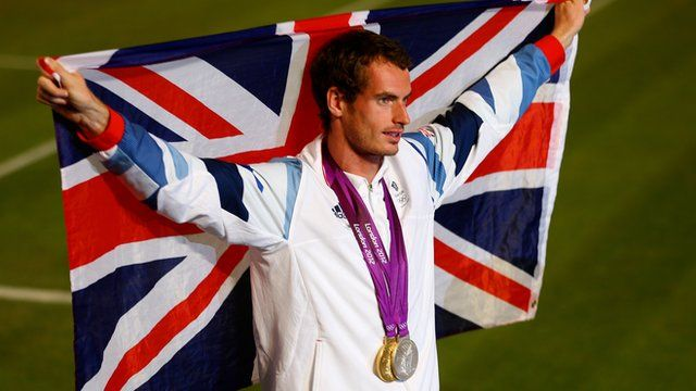 """Andy Murray wins gold.  Andy Murray won the World Breakthrough of the Year Laureus Award in Rio de Janerio, after his US Open and Olympic success.  Andy Murray captured the biggest title of his career with an emphatic victory over Roger Federer in the Olympic men's singles final at Wimbledon.  """"The British team had such a great Olympics and I watched loads of medals being won by the British athletes. I think I was motivated by that."""""""