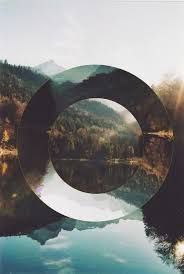 Image result for landscape circle photography