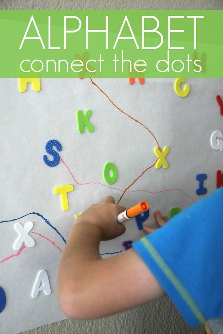 Toddler Approved!: Giant Alphabet Sticker Connect the Dots Game