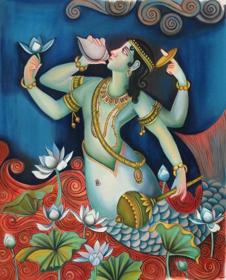 170 Best Lord Shree Maha Vishnu Images On Pinterest