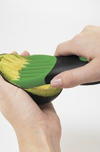3-in-1 Avocado Slicer, $9.95. | 37 Ridiculous Kitchen Gadgets You Definitely Need In Your Life