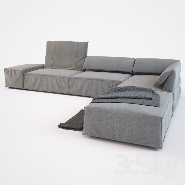 17 best images about 3d architectural resources on for Sofa bed 3d model