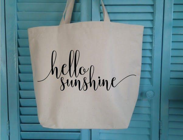 tote bag mockup silhouette studio free hello sunshine design