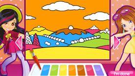 Juego de objetos perdidos, imprimible - Juegos divertidos para niñas   Polly Pocket