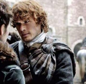 Jamie warning Claire