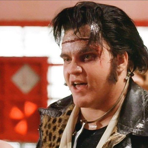 "Meat Loaf as Eddie Ex | The Cast Of ""Rocky Horror Picture Show"" Then And Now"